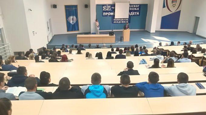Одржан академски час на Факултету безбједносних наука