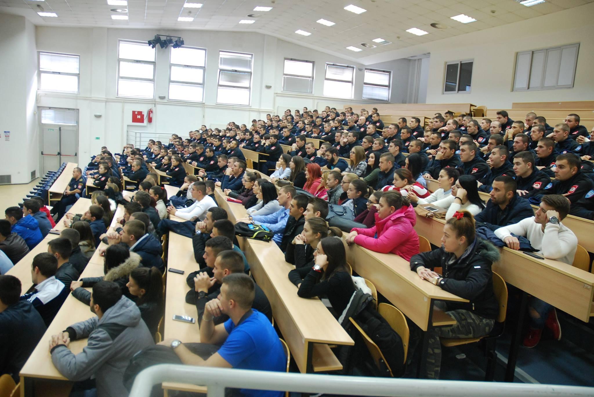 Академски час и почетак наставе за студенте у школској 2018/19. години