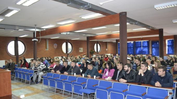 Студенти IV године посјетили Криминалистичко-полицијску академију у Београду