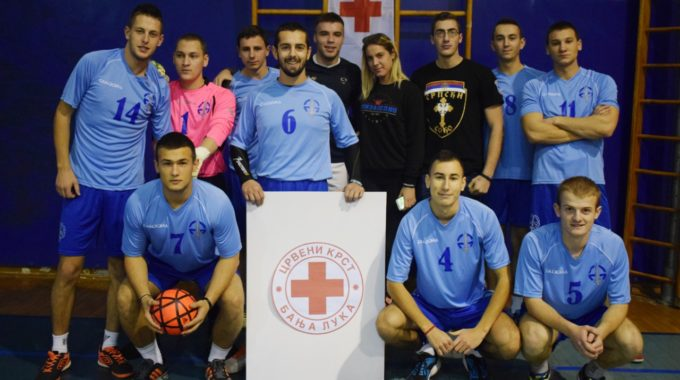 Студенти освојили 2. мјесто на Хуманитарном турниру за помоћ Јавној кухињи