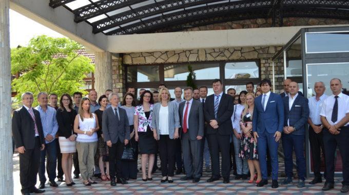 """Одржана конференција """"Регионална сарадња у сузбијању прекограничног криминала: Савремени изазови тероризма и мигрантске кризе"""""""