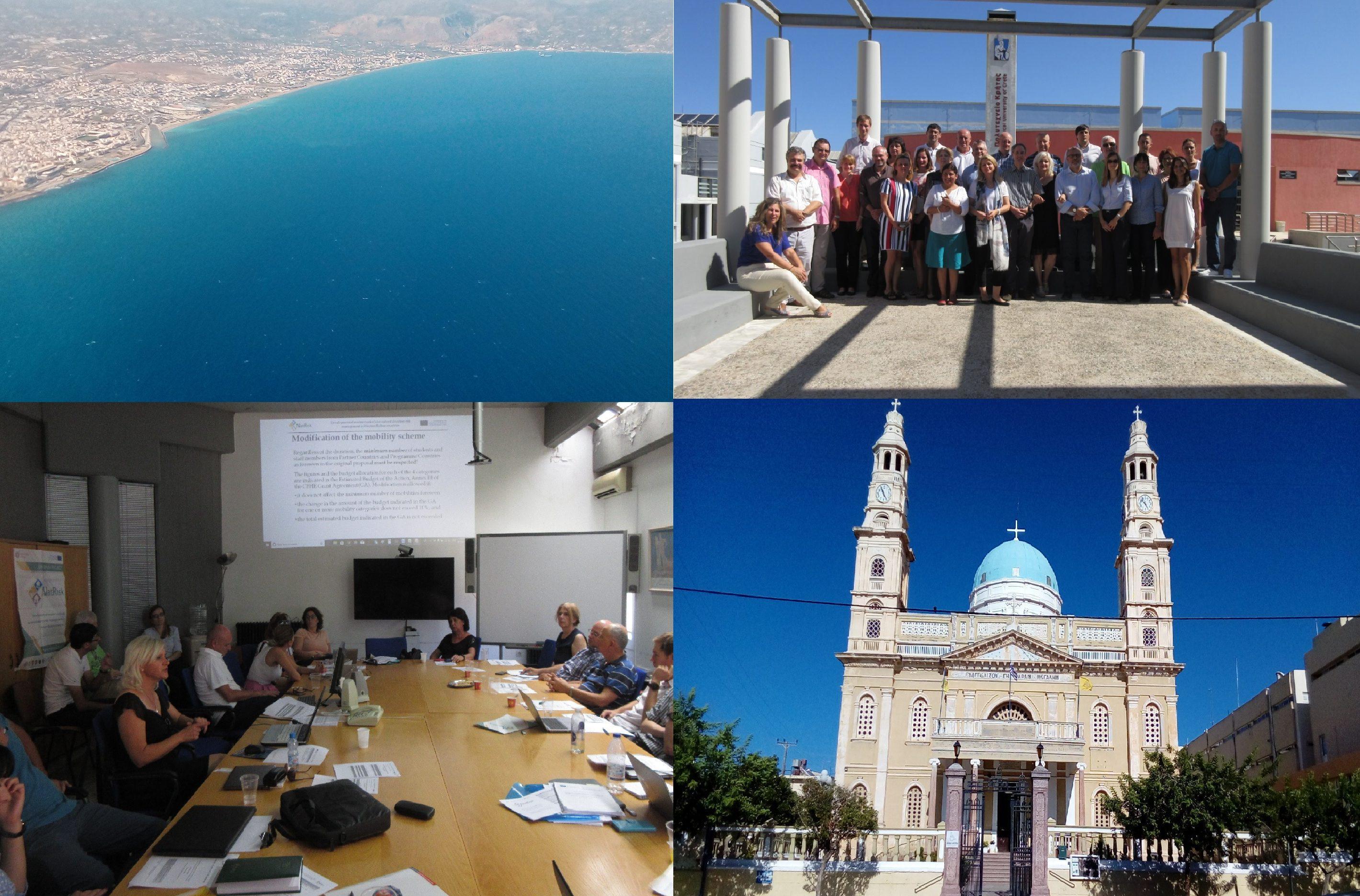 Студијска посјета Техничком универзитету Крит