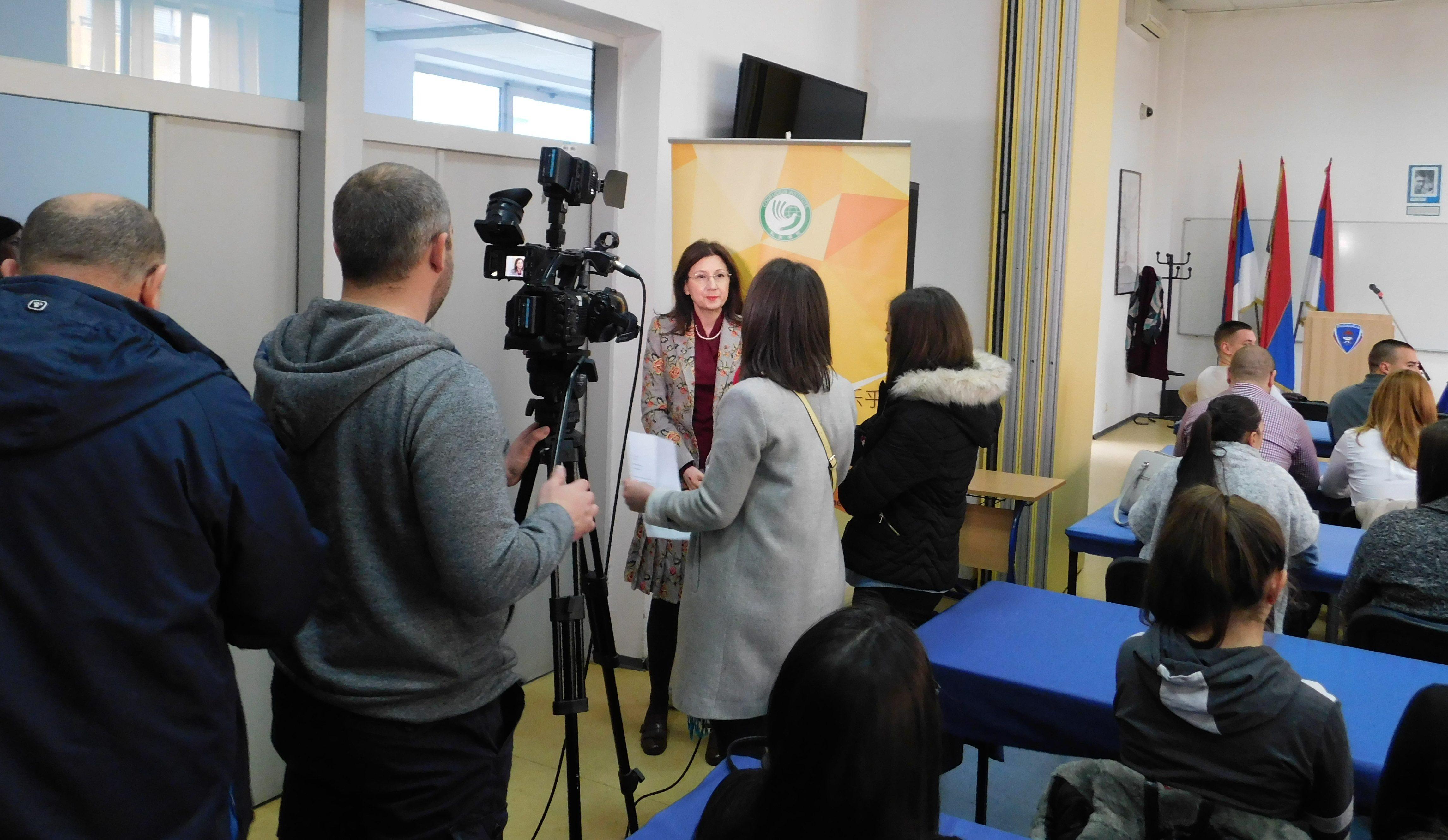 Проф. др Драгана Митровић одржала предавање