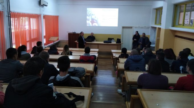 Presentation Of The Faculty In Secondary Schools In Srpska