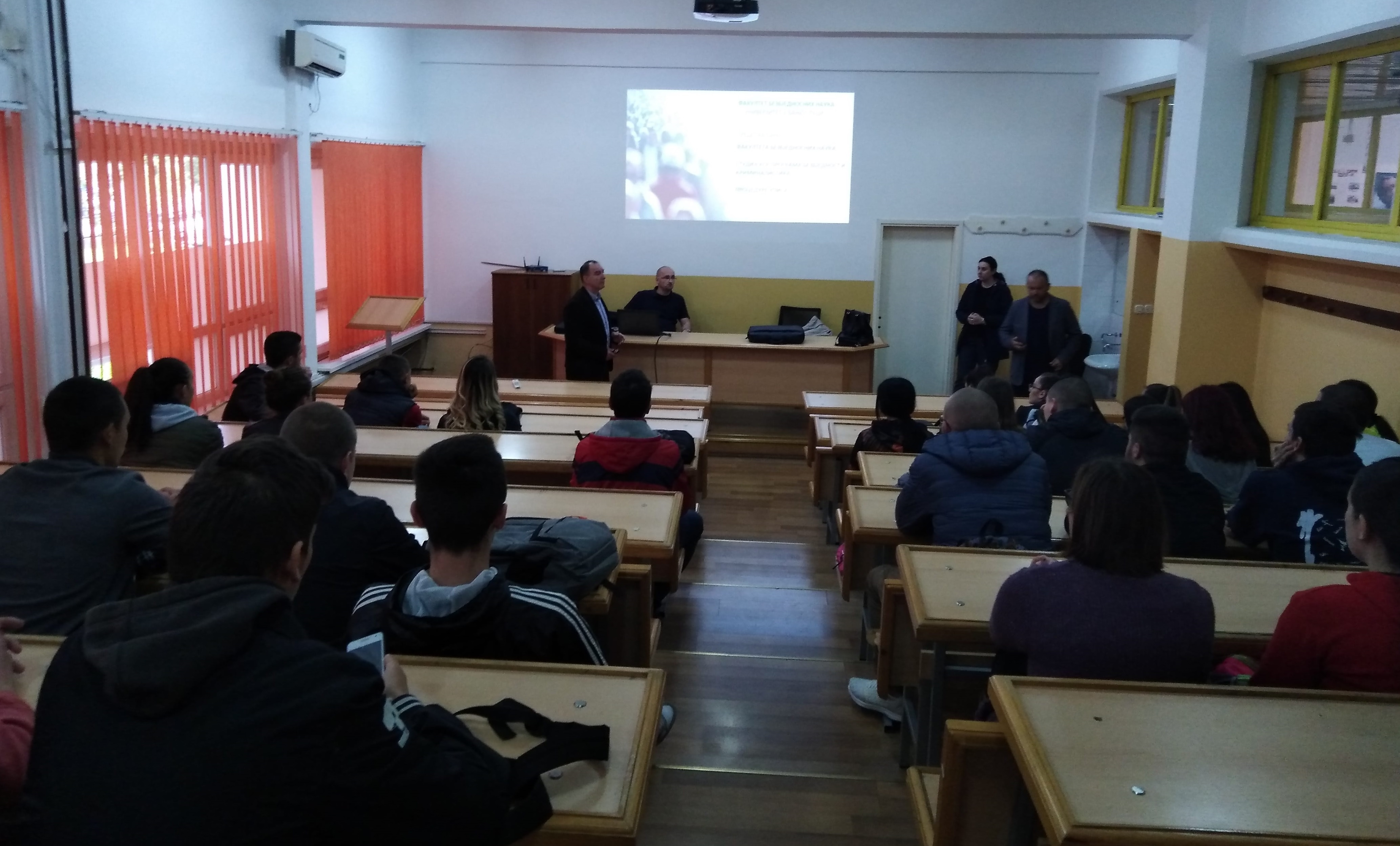 Prezentacija Fakulteta u gradovima Srpske