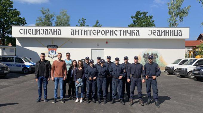 Uspješno Završena Studentska Mobilnost Sa Kriminalističko-policijskim Univerzitetom