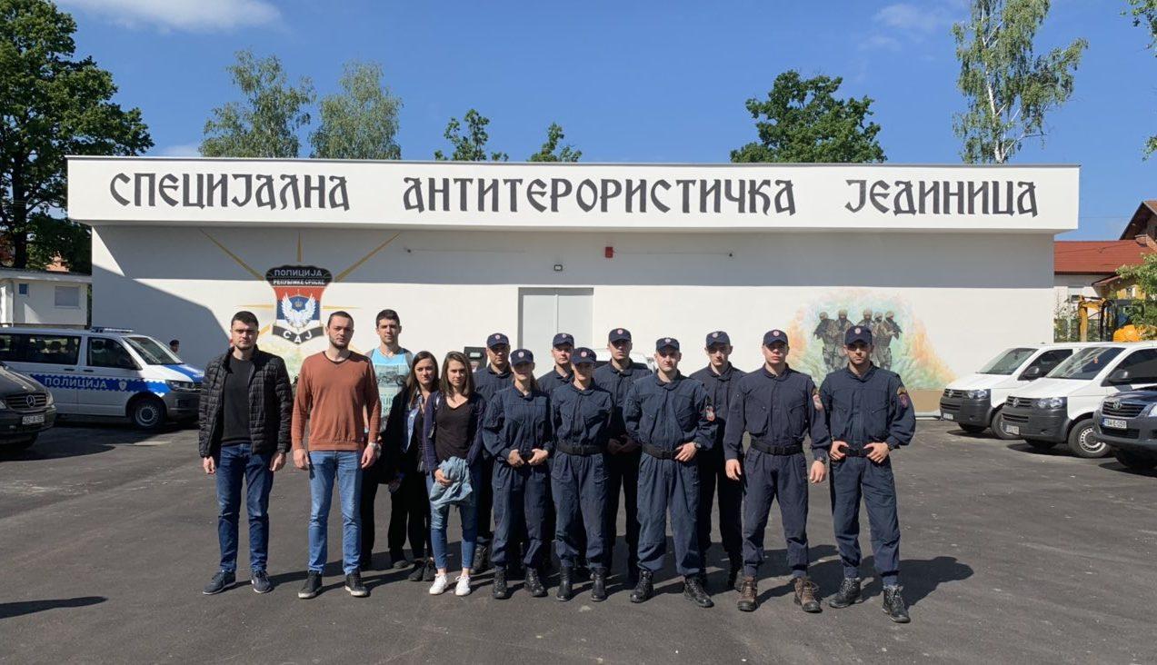 Успјешно завршена студентска мобилност са Криминалистичко-полицијским Универзитетом