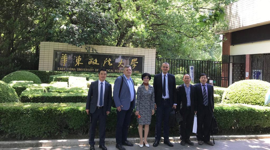 Делегација Универзитета у Бањој Луци посјетила Кину