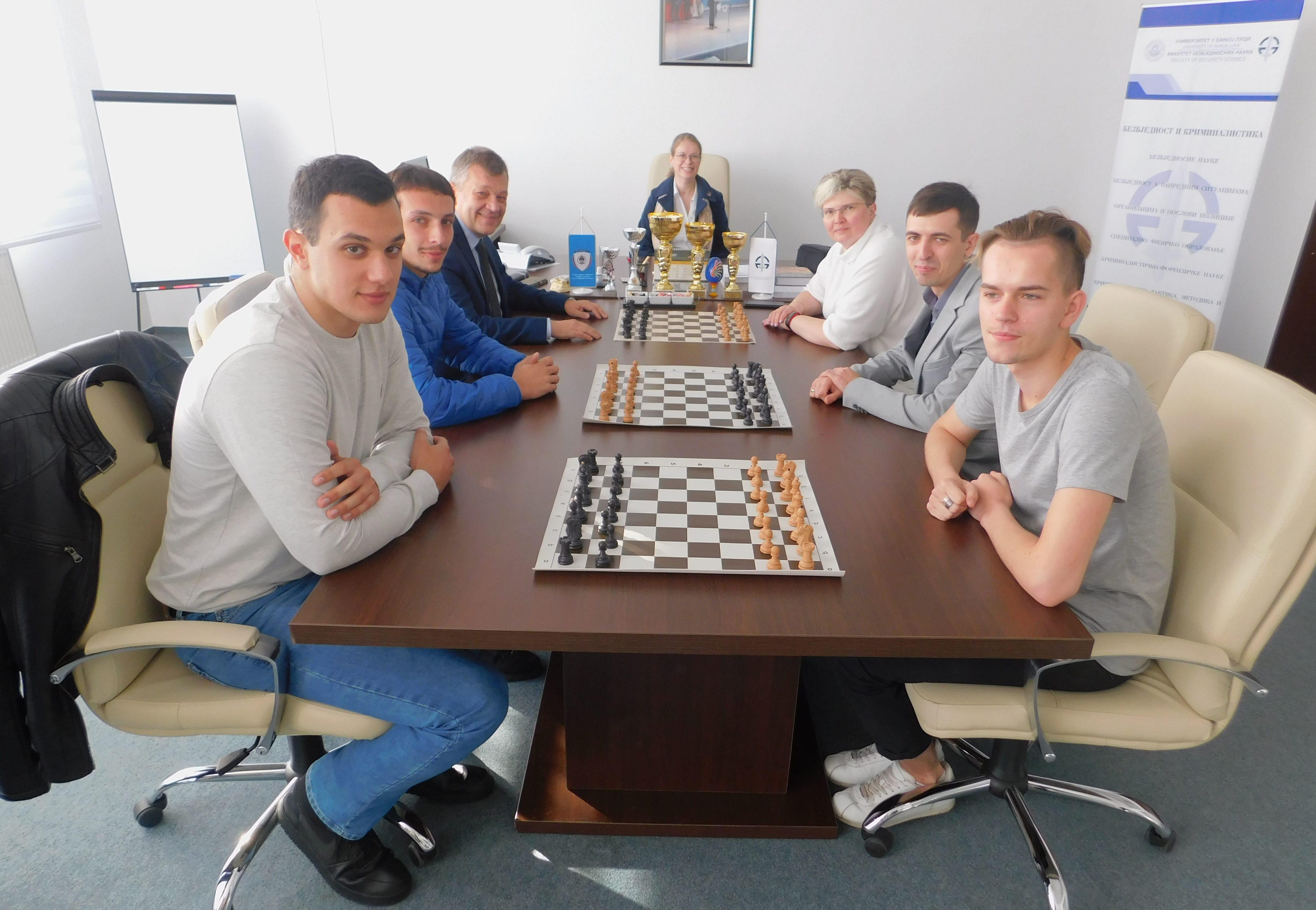 Održan srpsko-ruski turnir u šahu