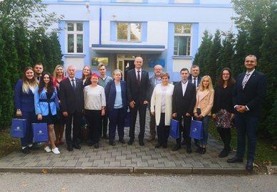 Delegacija Moskovskog Državnog Oblasnog Univerziteta Posjetila Fakultet Bezbjednosnih Nauka I UNIBL