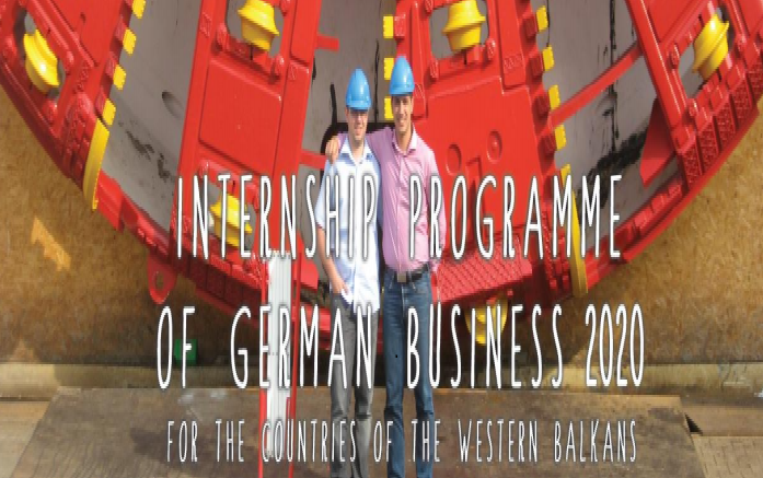 German economy scholarship program for 2020