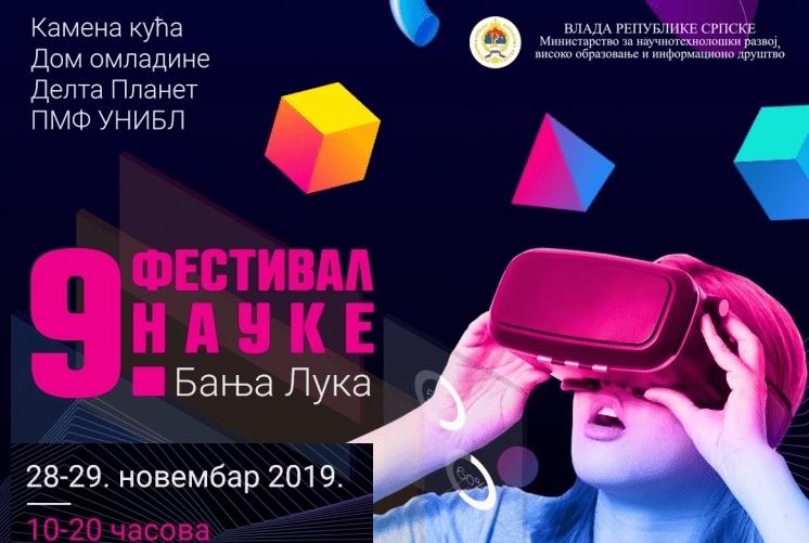 Festival nauke 2019.