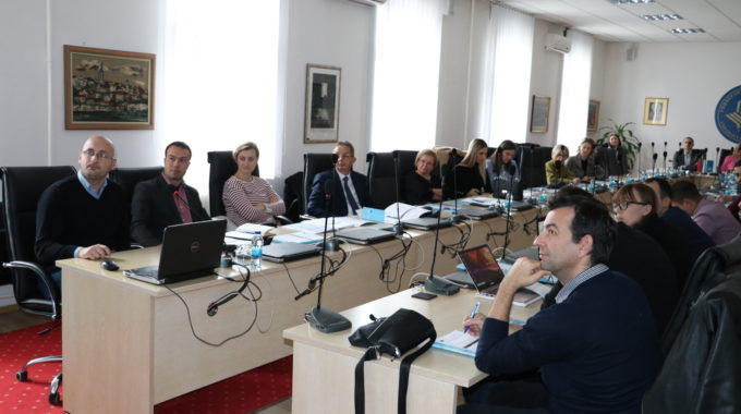Cluster Meeting Of Erasmus + CBHE Projects Held