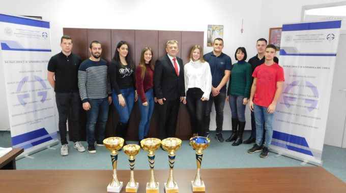 "Excellent Success Of The Students Of The Faculty Of Security Science In The ""Student Brigade"" Tournament"