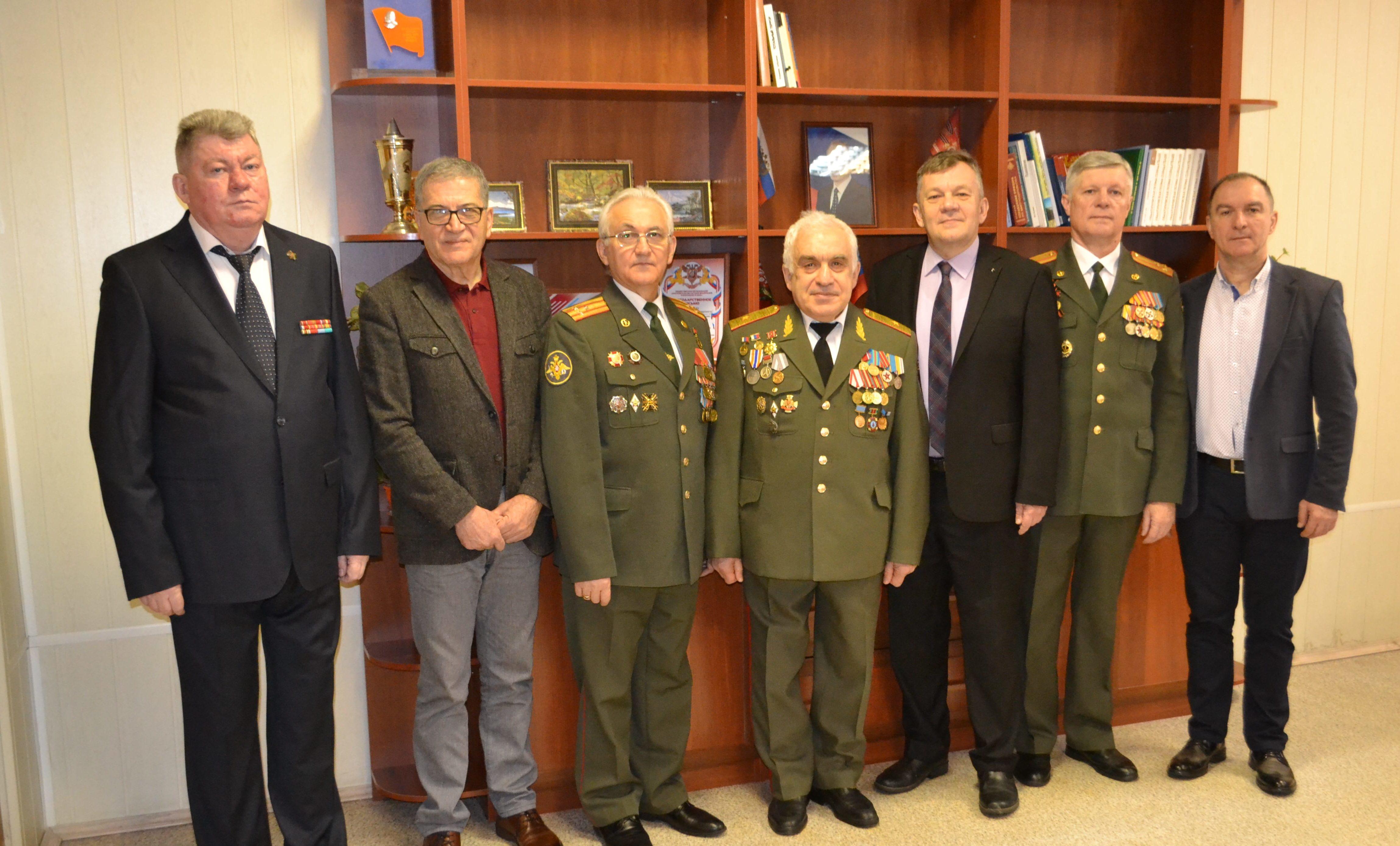 Проширење сарадње са Московским Универзитетом