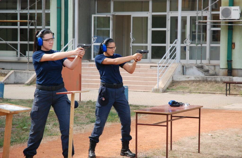 Policijska obuka za studente Fakulteta bezbjednosnih nauka