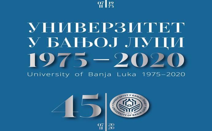 Универзитет у Бањој Луци обиљежио 45 година рада