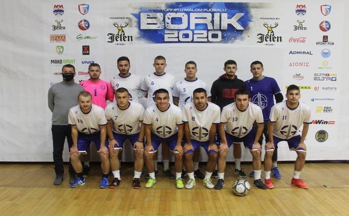 """Ubjedljiva pobjeda Fakulteta bezbjednosnih nauka u prvom kolu turnira """"Borik 2020"""""""