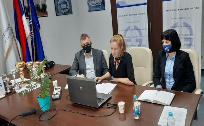 Договорено потписивање споразума између Факултета безбједносних наука и Тамболског Државног Универзитета из Руске Федерације