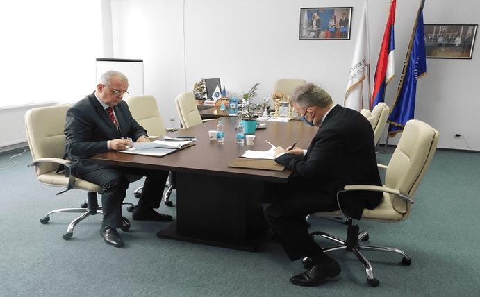 Potpisan Sporazum o saradnji sa Republičkim pedagoškim zavodom