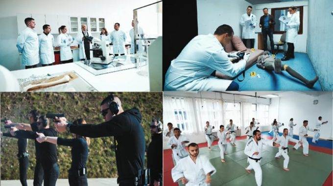 Promotional Videos For Enrollment At The Faculty Of Security Science