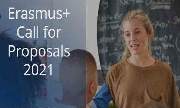 The first call for project proposals in the Erasmus + program for the period 2021-2027 has been opened. years.