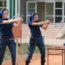 Fourth-year Students Successfully Completed Police Training
